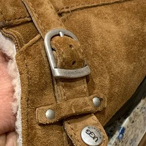 Ugg Shearling Slip on Mules. Great condition